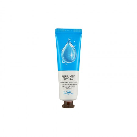 HYALURONIC NATURAL PERFUMED HAND CREAM