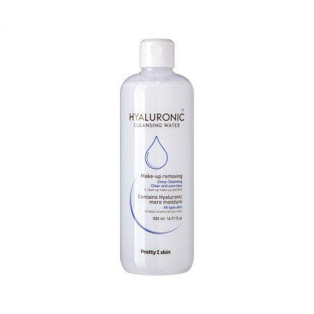 HYALURONIC CLEANSING WATER