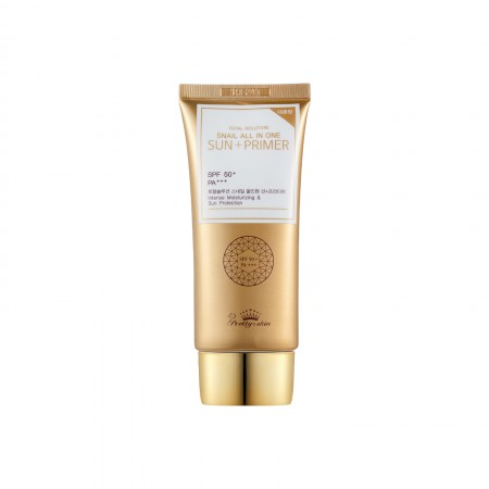 TOTAL SOLUTION SNAIL ALL-IN-ONE SUN PRIMER